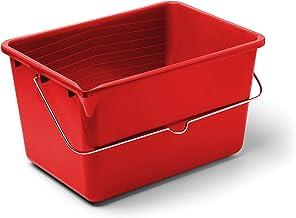 SCHULLER SC40550 Nimba Box Kleuremmer van kunststof, met draagbeugel, inhoud 8 liter, gesorteerd op kleur