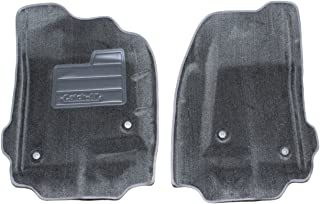 Lund 600655 Catch-All Carpet Charcoal Front Floor Mat - Set of 2