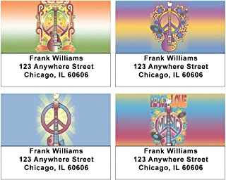 Best peace address labels Reviews