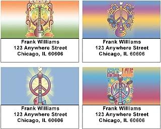 Best peace address labels Reviews