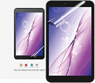 """TabSuit Dragon Touch Y80 kids tablet Screen Protector Ultra-Clear of High Definition (HD)-3 Pack for Dragon Touch Y80 8"""" k..."""