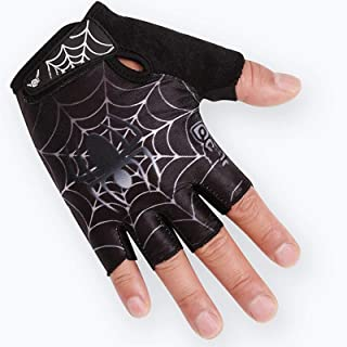 Half-finger Cycling Fitness Gloves Sports Outdoor Rock Climbing Rock Climbing Weight Training Comfortable Breathable Fitne...