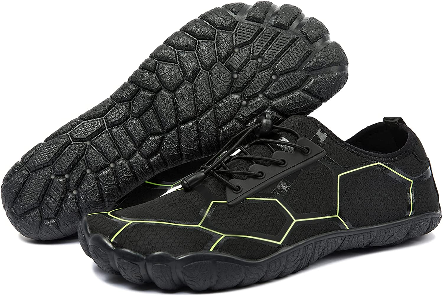 YESMOLA Men's Ranking TOP20 Water Shoes Quick-Dry Aqua Toe Sport Free shipping Wide Barefoot