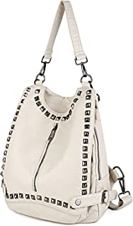 Best white leather rucksack Reviews