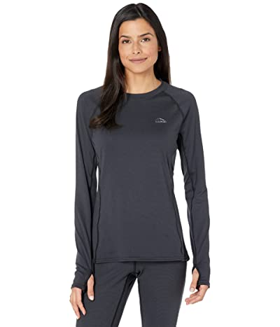 L.L.Bean Midweight Base Layer Crew Long Sleeve