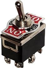 AERZETIX - Switch tuimelschakelaar DP3T ON-OFF-ON 10A/250V 3 posities