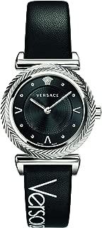 V-Motif Quartz Black Dial Ladies Watch VERE00918