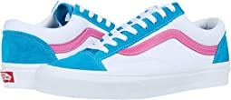(Retro Sport) Caribbean Sea/True White