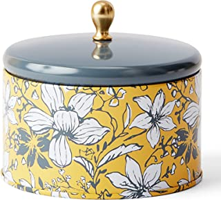 LA JOLIE MUSE Orange & Bergamot Scented Candle, Natural Wax Candle for Home, 35 Hours Long Lasting Burning, Tin, 6.5Oz