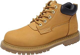 b2dbd4341c5 CAMEL CROWN Botas de Trabajo para Hombre Zapatos de Trabajo de para Hombre  con Cordones Botas