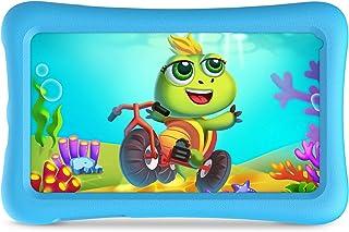 VANKYO Z1 Tablet per Bambini 7 Pollici 32GB ROM, Android 8.1 Oreo IPS HD Display WiFi Bluetooth Kidoz Preinstallato con Ki...
