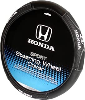 Plasticolor 006492R01 Sport Grip 'Honda' Steering Wheel Cover