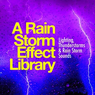 A Rain Storm Effect Library