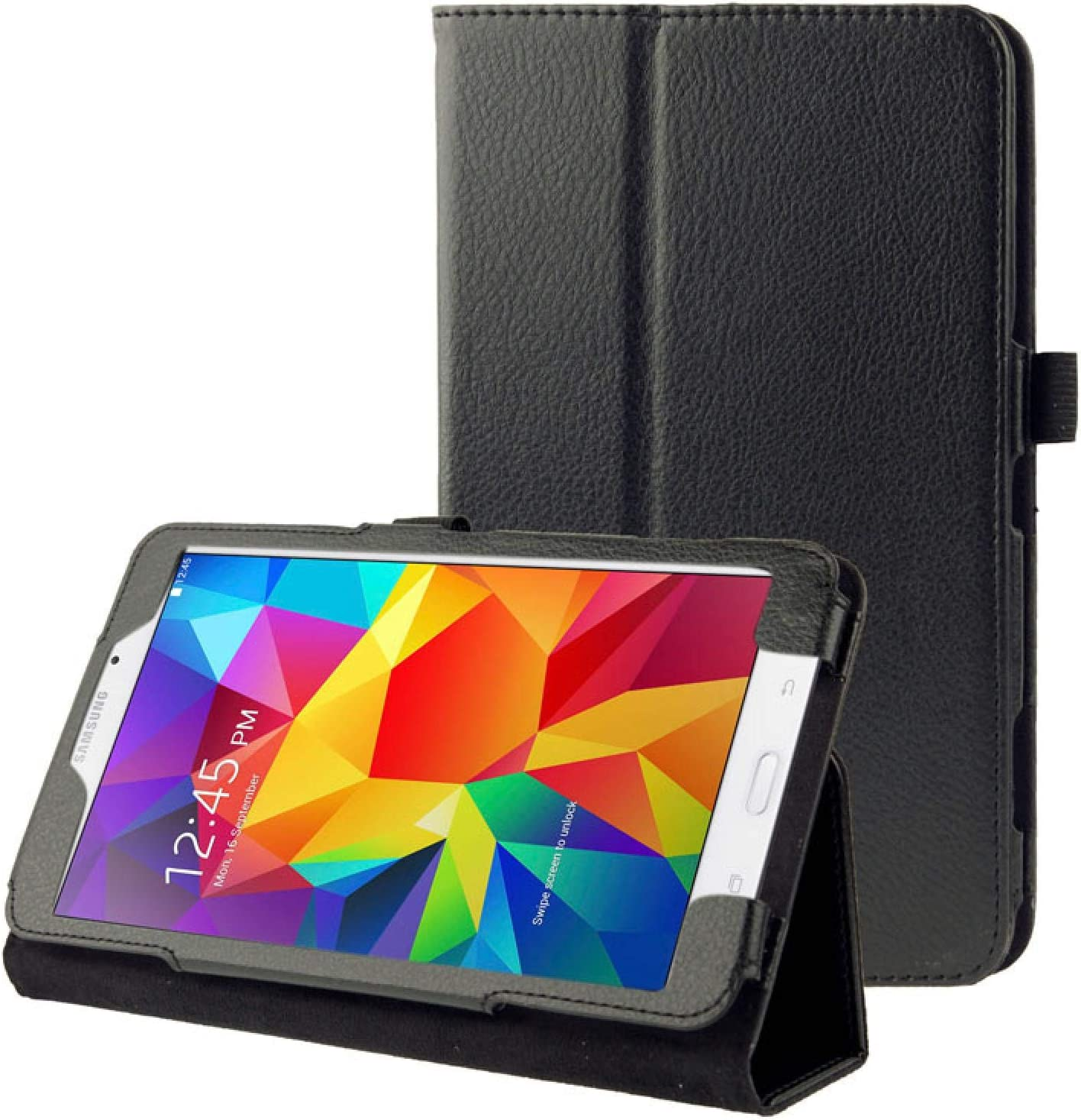 YKDY Tablet Case Litchi Texture Flip Leather Holder fo Boston Las Vegas Mall Mall with