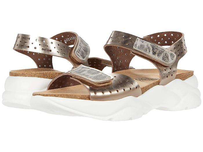 Mephisto  Coraline (Platinum Star/Savannah) Womens Shoes