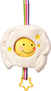 Manhattan Toy Lullaby Sun Pull Musical Crib and Baby Toy