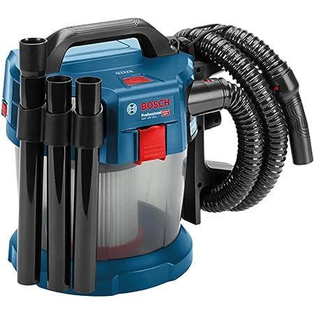 Bosch Professional(ボッシュ) 18V 集じん機 (本体のみ) 乾湿両⽤ コードレス 簡単持ち運び パワフル吸引 GAS18V-10LH