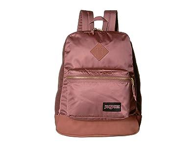 JanSport Super FX (Mocha Gold Premium Poly) Backpack Bags