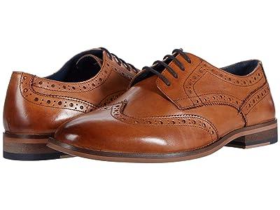 WALK London Tribute Brogue (Tan Leather) Men