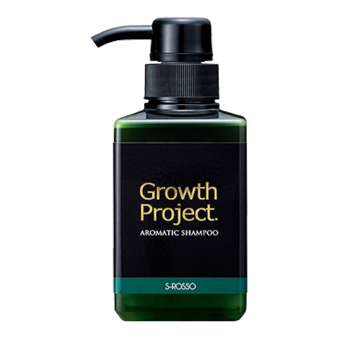 証明物理懐疑的Growth Project. アロマシャンプー 300ml
