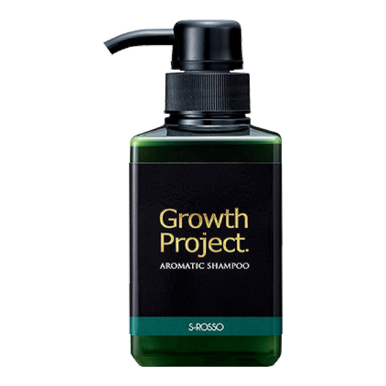 重要グラス時系列Growth Project. アロマシャンプー 300ml