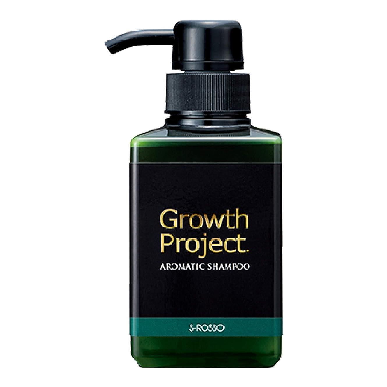 泥過半数見積りGrowth Project. アロマシャンプー 300ml