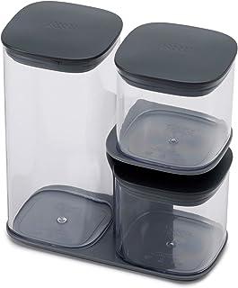 Joseph Joseph CupboardStore Set di 3 contenitori sottomensola Blu 3 x 1,3 L