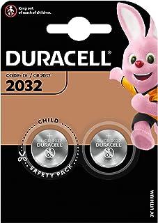 Duracell Batterij dl/ 2032 cl/ 2032 3v Litium, 2 Stuk