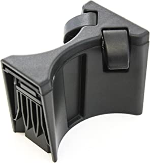 Red Hound Auto Cup Holder Divider Insert Center Console Black New for 2007-2010 Compatible with Lexus ES350