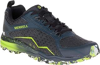 ميريل حذاء الجري للرجال , اسود وبرتقالي , J37401