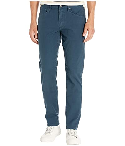 Hudson Jeans Blake Slim Straight Twill Jean (Midnight Navy) Men