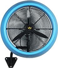 FANS MAZHOONG Ventilateur Mural Industriel de Ventilateur de Haute Puissance de 20 Pouces Ventilateur Mural