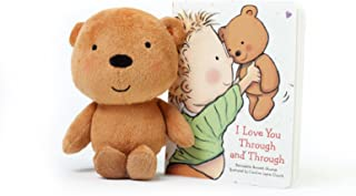 I Love You Through and Through: Board Book and Plush (Caroline Jayne Church)