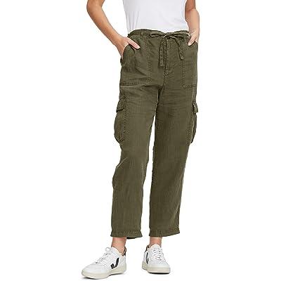 Michael Stars Virginia Cargo Pants (Camo) Women