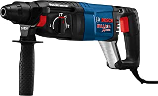 Bosch 11255VSR Bulldog Xtreme – 8 Amp 1 Inch Corded Variable Speed Sds-Plus..