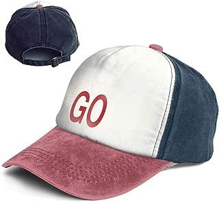 QZDLq Fashion Vintage Hat Eddie Would GO with Surfing Adjustable Dad Hat Baseball Cowboy Cap