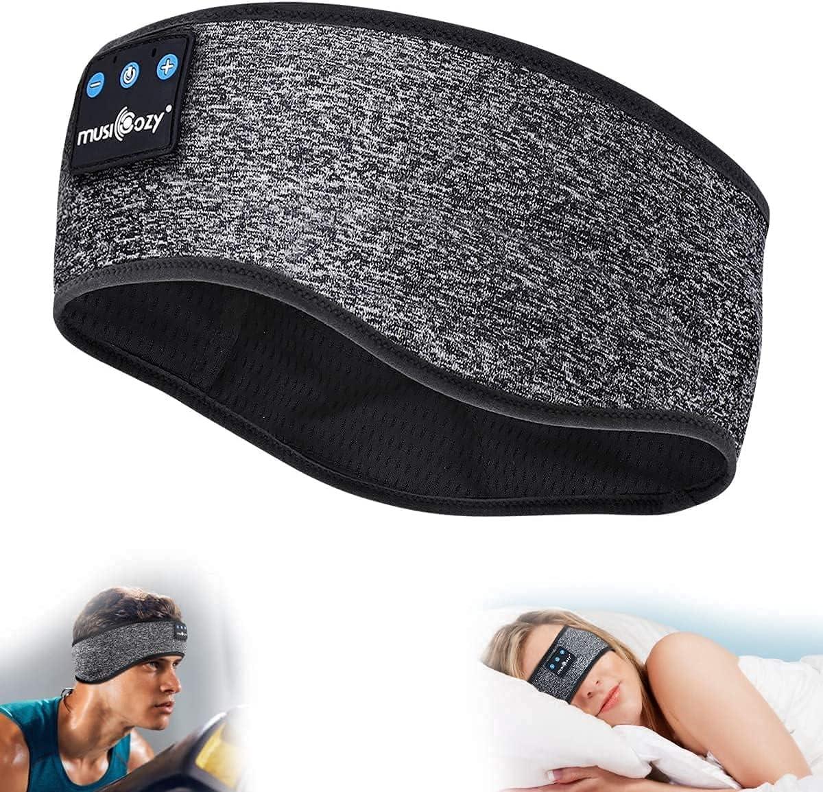 MUSICOZY Sleep Headphones For ASMR