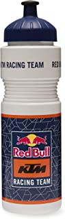 Red Bull KTM Mosaic Drinking Bottle, White Unisex Water Bottle, KTM Factory Racing Original Clothing & Merchandise