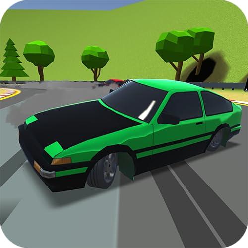 Game:Pixel Free Pro Drift: Arcade Simple Underground Racing 2019