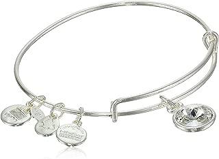 Bangle Bar Imitation Birthstone Bangle Bracelet, 2.75