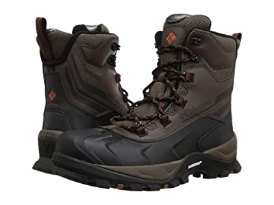 Columbia Bugaboot Plus IV Omni-Heat (Cordovan/Dark Adobe) Men