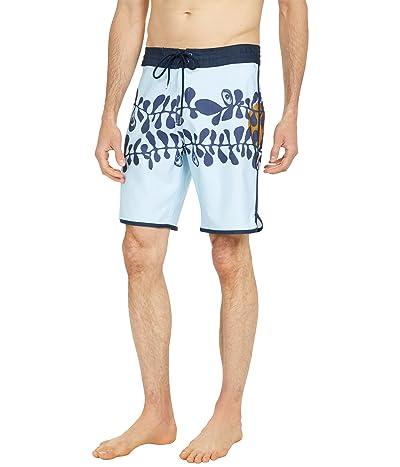 Volcom Sea Batik Scallop 19 Boardshorts