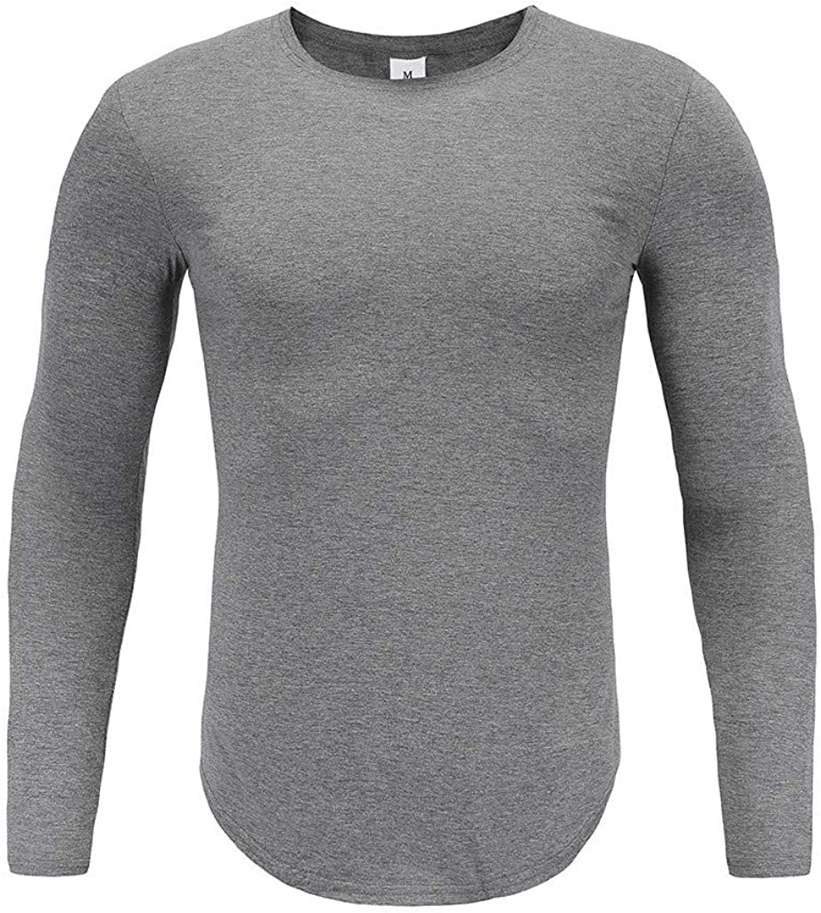 Fastbot Sweatshirts for Mens Austin Mall Autumn Bargain sale Sleeve Solid Pul Long Casual