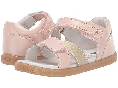 Bobux Kids I-Walk Sail (Toddler) (Blush/Gold) Girls Shoes