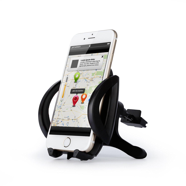 ivoler Soporte Smartphone Universal para Ventilador con Pinzas 360 ...