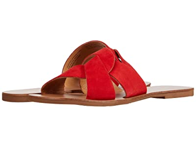 Seychelles Ray Of Sunshine (Red Suede) Women