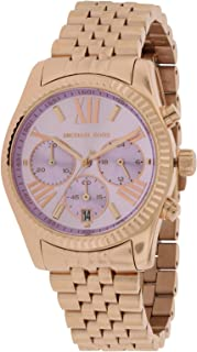 Michael Kors Women's MK6207 - Lexington Rose Gold