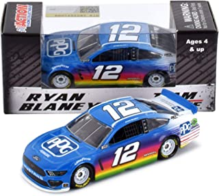 Lionel Racing Ryan Blaney #12 PPG 2019 Ford Mustang NASCAR Diecast 1:64 Scale