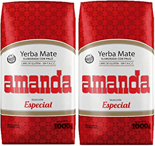 Yerba Mate Amanda Special Selection Especial 2.2 lbs. (1 kg)