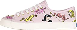 Keds x Betty and Veronica Kickstart Pop Print